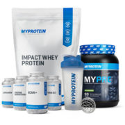 Men's Build Muscle Bundle
