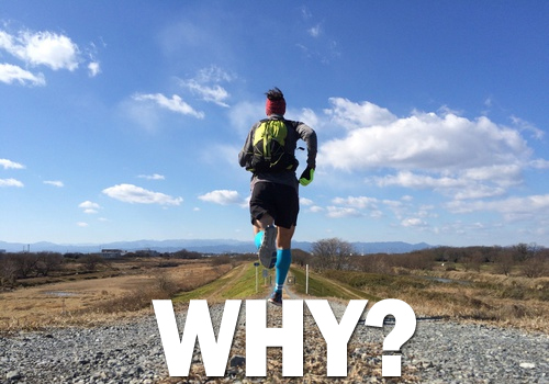 Why Do We Run?